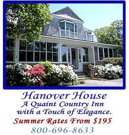 The Hanover House Bed & Breakfast